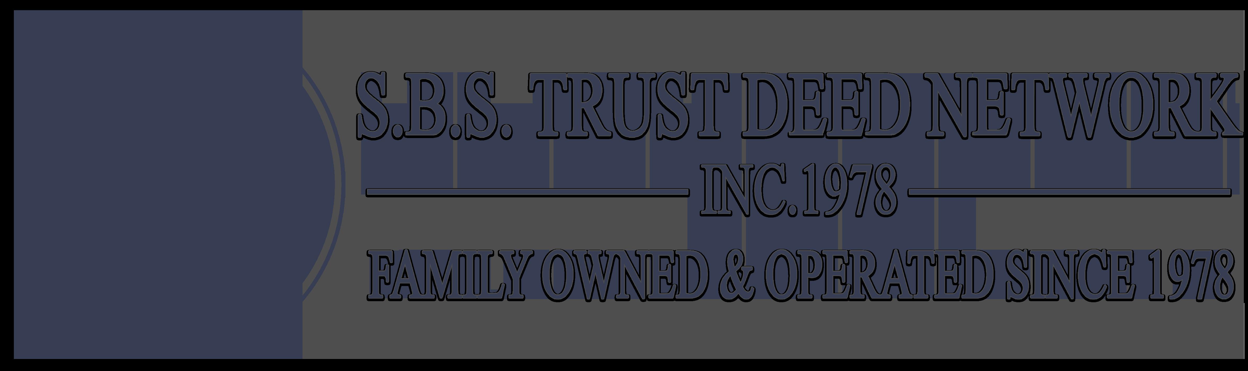 S.B.S. Trust Deed Network